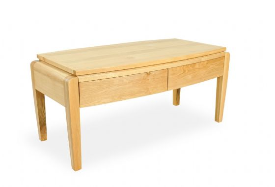 Bodinnick Oak Coffee Table - Special Order